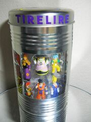 Tin Dragonball GeneralBlue