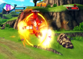 Xenoverse - Super God Fist