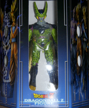 Cell banpresto-2009