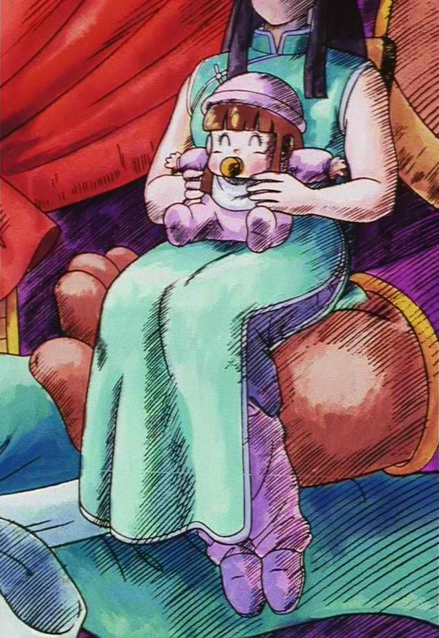 Chi Chi S Mother Dragon Ball Wiki Fandom Powered By Wikia