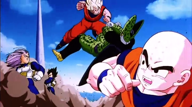 File:GokuAttackingCell.Ep.177.png