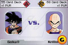 File:Goku VS Krillin Collectible Card Game GBA.jpg