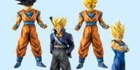 Dragon Ball Z Figure Crane