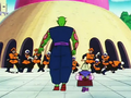 King piccolo about to take over King Castle