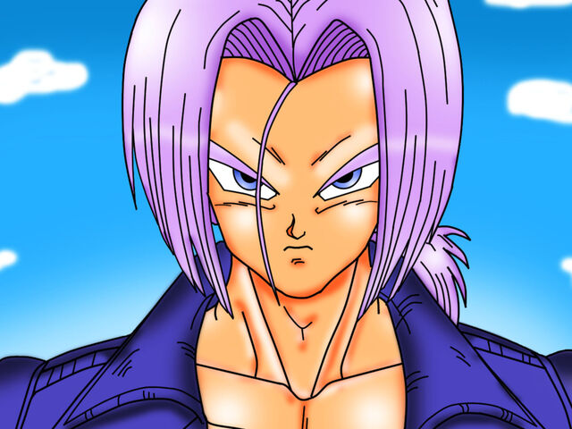 File:DBZ Future Trunks 2 by imran ryo.jpg