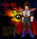 King Vegeta BT3