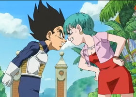 File:Vegeta and Bulma arguing.jpg