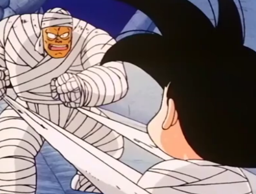 File:Kid goku bound in bandages3.png