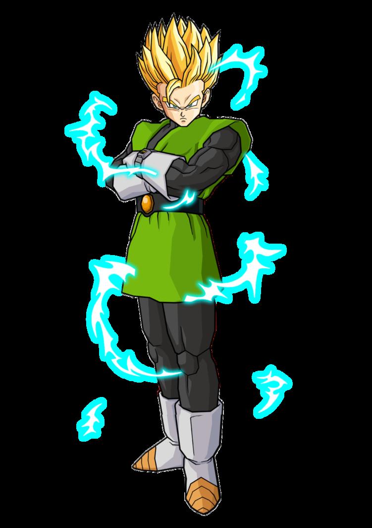 Image gohan ssj2 png dragon ball wiki fandom powered by wikia - Sangohan super saiyan 3 ...