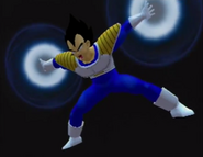 Budokai 1 Final Crash Charge