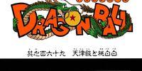 Tenshinhan vs. Taopaipai