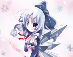 File:Cirno, Some ghost Ver..jpg