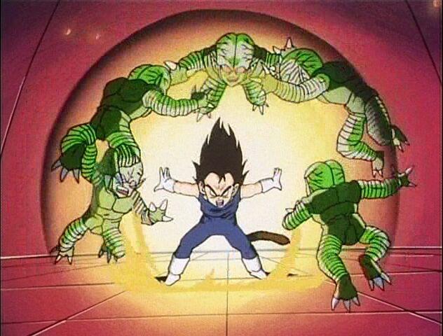 File:Kid Vegeta Blasting Saibamen.jpg
