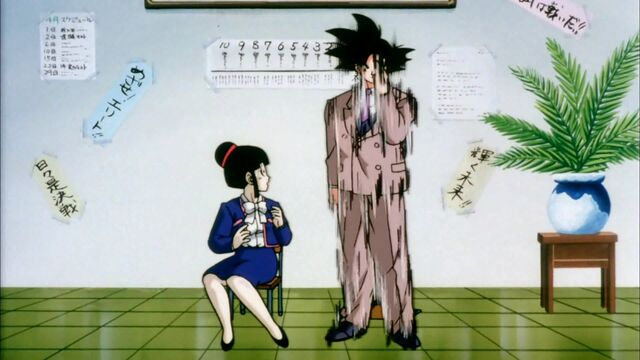 File:Goku Leaving Chichi at School.jpg
