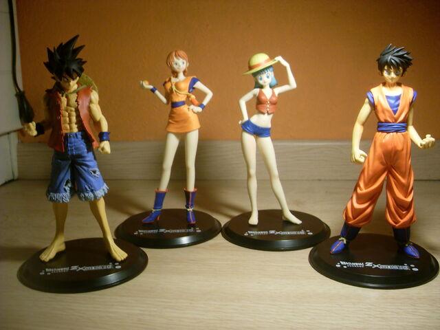 File:Dragon Ball Z x One Piece by Squawks.jpg