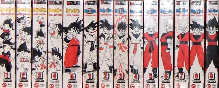 dragon ball 3 in 1 edition vol 3 includes vols 7 8 9