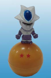 Minifigurine Dragonball set cooler
