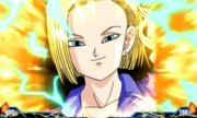 Extreme Butoden Android 18 Final Ultimate Combo