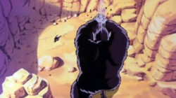 File:Gohan-tries-to-smash-vegeta-with-the-double-axe-handle-250x140.jpg