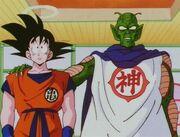 Goku&KamiOtherworld
