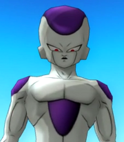 True Form Frieza DBO