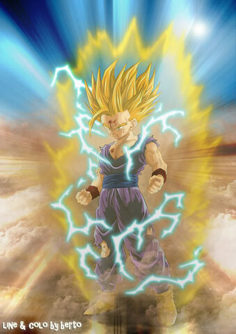 File:Dragon ball Z son gohan by ced by d.jpg