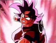 Goku Kaio-ken x2