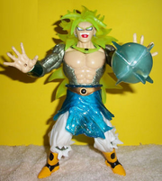 Mexican Broly ss4