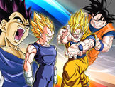 Wallpaper goku vs vegeta by dony910-d55d8sx