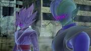 DBXenoverse2-Black and Zamasu Supervillain Mode