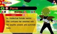 DB Fusions Alien Parm (Female Bas)