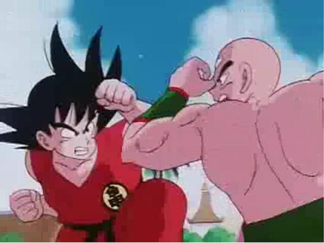 File:Goku Vs Tien Shinhan.JPG