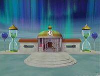 Hyperbolic Time Chamber Budokai 3