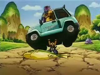 File:Goku&AMonster.png