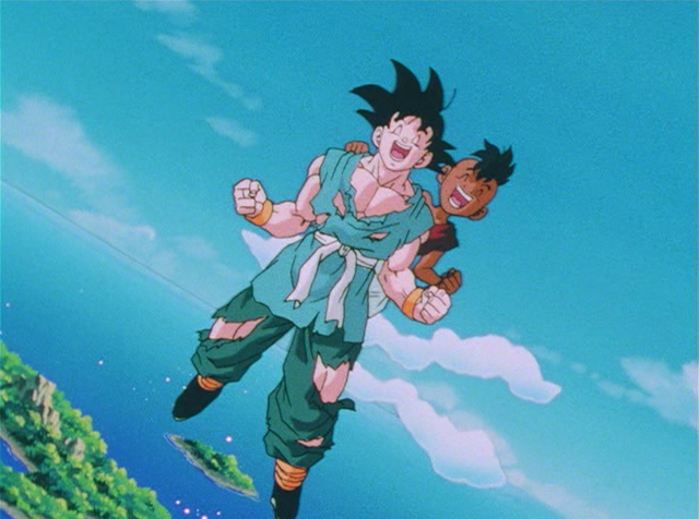 File:Goku and uub final.png