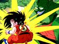 Goku defeated