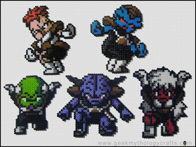 File:The Ginyu Force Bead Sprites by Geek Mythology.jpg