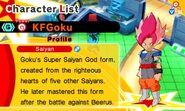 KF SSG Goku (SSR Zamasu)