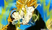 SSJ2 Goku versus SSJ2 Majin Vegeta.jpg