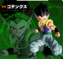 Gotenks XV2 Character Scan