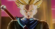Infected Trunks xenoverse