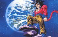 Goku ssj4 gt-opening