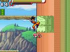 Goku jumping Super Stars