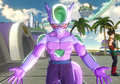 DBXV Frieza's Race Future Warrior Frieza Stance