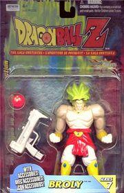 Irwin Series7 Broly 2000