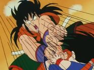 Yamcha finishes