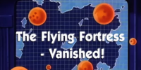 The Flying Fortress – Vanished!