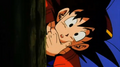 The Evil of Men - Goku in a tree