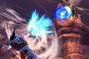 DBXV2 Goku VS Turles Spirit Bomb (Super Skill)