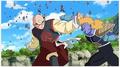 Tien vs Jeice-like Frieza Soldier, Resurrection 'F', IsraeliteVIP pic snap